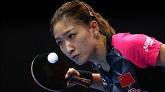 La meilleure joueuse mondiale exclue du simple en tennis de table à Rio