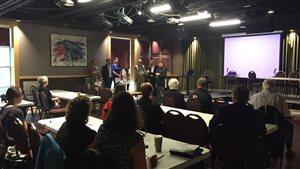 Le colloque intitulé Un point de ralliement culturel et social au Manitoba depuis 1946: la station de radio CKSB se tient jeudi et vendredi au Centre culturel franco-manitobain à Saint-Boniface.