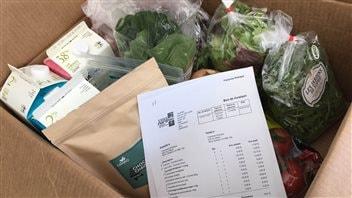 Les paniers de légumes biologiques, toujours aussi populaires