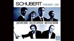 Le Quatuor Ébène revisite Schubert