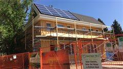 La Saskatchewan aura bientôt sa première maison passive certifiée