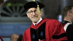 Spielberg livre un discours inspiré aux diplômés de Harvard