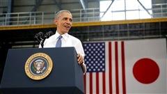 Obama arrive à Hiroshima pour la première visite d'un président américain depuis 1945