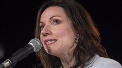 Martine Ouellet plaide l'«urgence» de l'indépendance