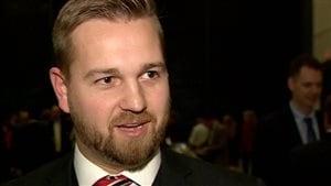 Le député du Wildrose Derek Fildebrandt