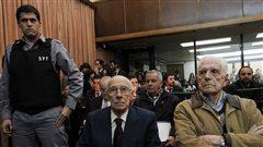 15 anciens militaires condamnés en Argentine pour leur participation au plan Condor