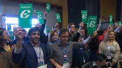 Les délégués conservateurs plongent dans le vif des débats