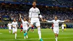 Ronaldo concrétise le triomphe du Real en Ligue des champions