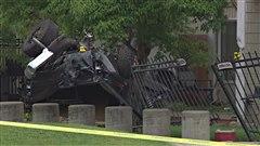 Un mort à la suite d'un accident à Winnipeg