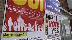 Des résidents d'Ahuntsic-Cartierville s'opposent à la création d'un lieu deculte musulman
