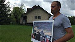 Ramener une gare centenaire dans son village d'origine:le rêve insensé d'un Manitobain