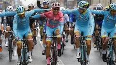 Vincenzo Nibali remporte le Giro