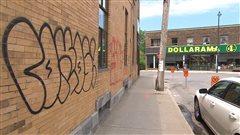 Vandalisme dans Saint-Henri: le signe d'un malaise grandissant