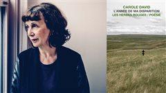 Carole David est la lauréate 2016 du Prix de poésie des libraires du Québec