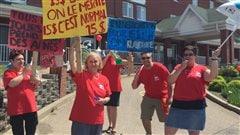 Grève dans 5 résidences pour personnes aînées en Mauricie et Centre-du-Québec