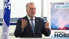 Québec investit 250M$ dans une stratégie sur l'aérospatiale