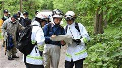 Le Japon à la recherche d'un enfant de 7ansabandonné par ses parents