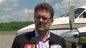 Maxime Pedneaud-Jobin, maire de Gatineau ICI Radio-Canada