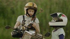 L'énigme du robot-bestiole