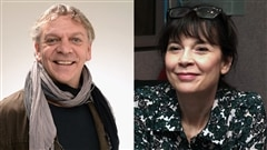 Marc Labrèche et Anne Dorval se joignent au <em>Bye bye</em>