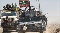 L'État islamique contre-attaque à Falloujah