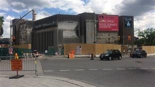 Le Centre nationale des arts doit faire peau neuve à temps pour les célébrations du 150e anniversaire de la Confédération canadienne.