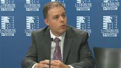 Le PDG de Pétrolia, Alexandre Gagnon,démissionne