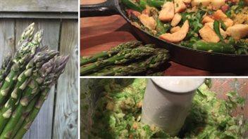 Les Bouchardises : cuisiner avec les asperges de l'Ontario