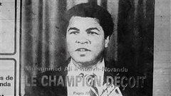 La fois où Muhammad Ali est venu à Rouyn-Noranda