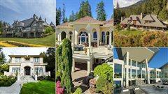 Quelle maison acheter avec 10 M$ en Colombie-Britannique?