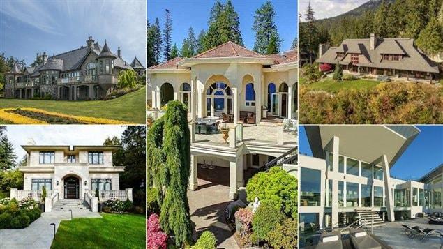 Quelle maison acheter avec 10 M$ en Colombie-Britannique?   ICI ...