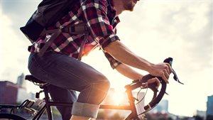 Être payé pour aller travailler en vélo