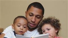 Est-ce qu'il y a suffisamment d'activités offertes pour les pères et leurs enfants?