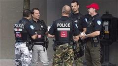 Les minorités peu présentes au sein des forces de police canadiennes