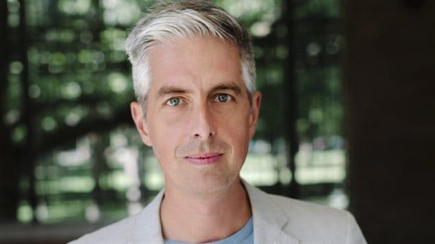 L'auteur Yann Fortier