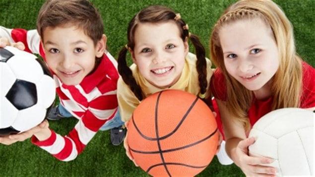 Les ministres des Sports au pays veulent encourager la pratique d'activités physiques, entre autres chez les enfants.
