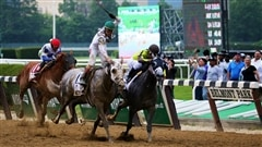 Creator remporte le Belmont Stakes in extremis