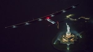 Le tour du monde de Solar Impulse 2 en images