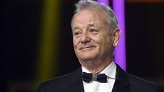 Bill Murrayrecevra le prix Mark Twain, le plus prestigieux en humour aux États-Unis