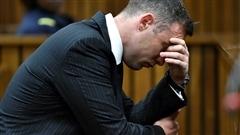 Oscar Pistorius : six ans de prison pour meurtre