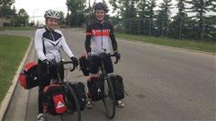 À vélo pour la fibrose kystique
