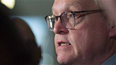 Barrette critique vertement Ottawa sur les transferts en santé