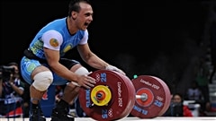 Un double champion olympique d'haltérophilie suspendu pour dopage