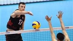 Le Canada en finale de la Ligue mondiale de volleyball