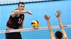 WEBDIFFUSION : Le Canada contre le Portugal en Ligue mondiale de volleyball