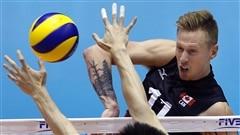 Le Canada encaisse sa première défaite en Ligue mondiale de volleyball