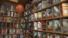 Un libraire l'été