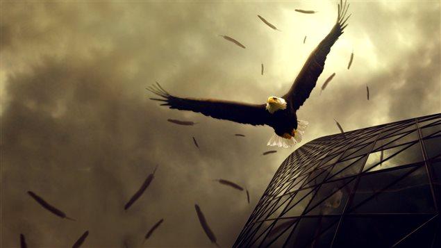 Image tirée du jeu <em>Eagle Flight</em>