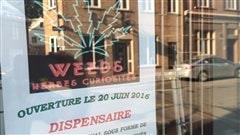 Une première boutique de cannabis médicinal à Québec