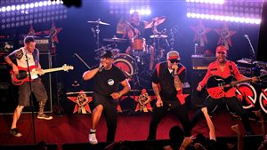 Le groupe Prophets of Rage